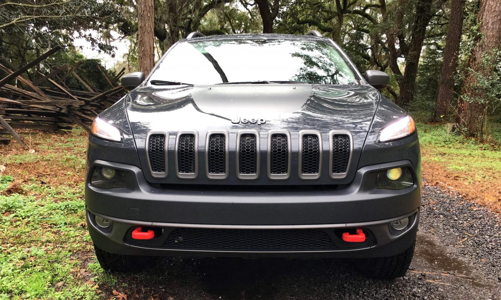 2017 jeep cherokee trailhawk hd road test review plus 2. Black Bedroom Furniture Sets. Home Design Ideas