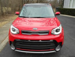 "2017 KIA Soul Turbo – Road Test Review – By Ken ""Hawkeye"" Glassman"