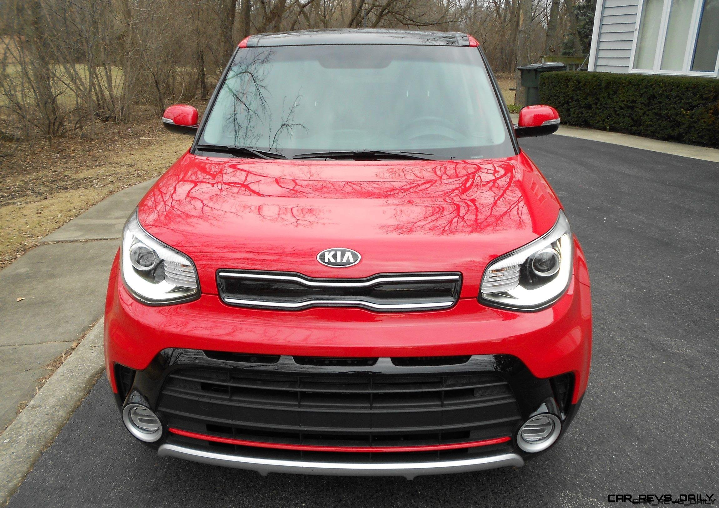 2017 kia soul turbo road test review by ken hawkeye glassman. Black Bedroom Furniture Sets. Home Design Ideas