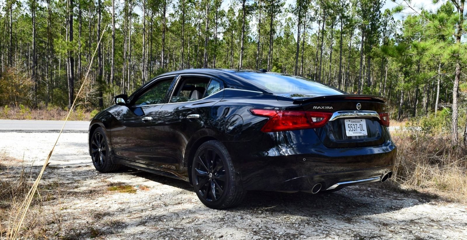 2017 Nissan Maxima SR Midnight Edition - HD Road Test Review