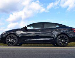 2017 Nissan Maxima SR Midnight Edition – HD Road Test Review