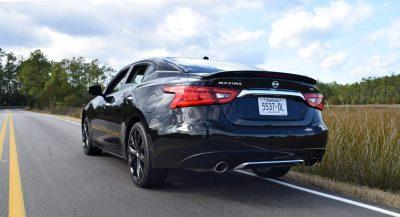 2017 Nissan Maxima SR Midnight Edition 44