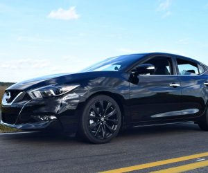 2017 nissan maxima sr midnight edition - hd road test review