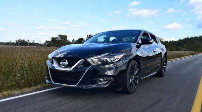 2017 Nissan Maxima SR Midnight Edition 47