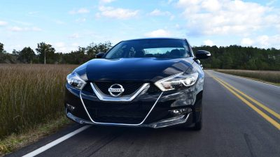 2017 Nissan Maxima SR Midnight Edition 48