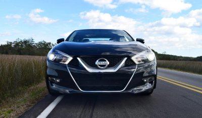 2017 Nissan Maxima SR Midnight Edition 50
