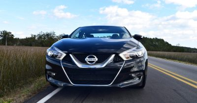 2017 Nissan Maxima SR Midnight Edition 51
