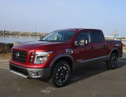 2017 Nissan TITAN Pro4X V8 – Road Test Review – By Ben Lewis