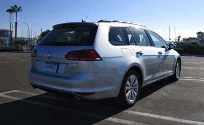 2017 VW Golf SportWagen S 4Motion 4