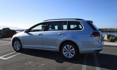 2017 VW Golf SportWagen S 4Motion 6