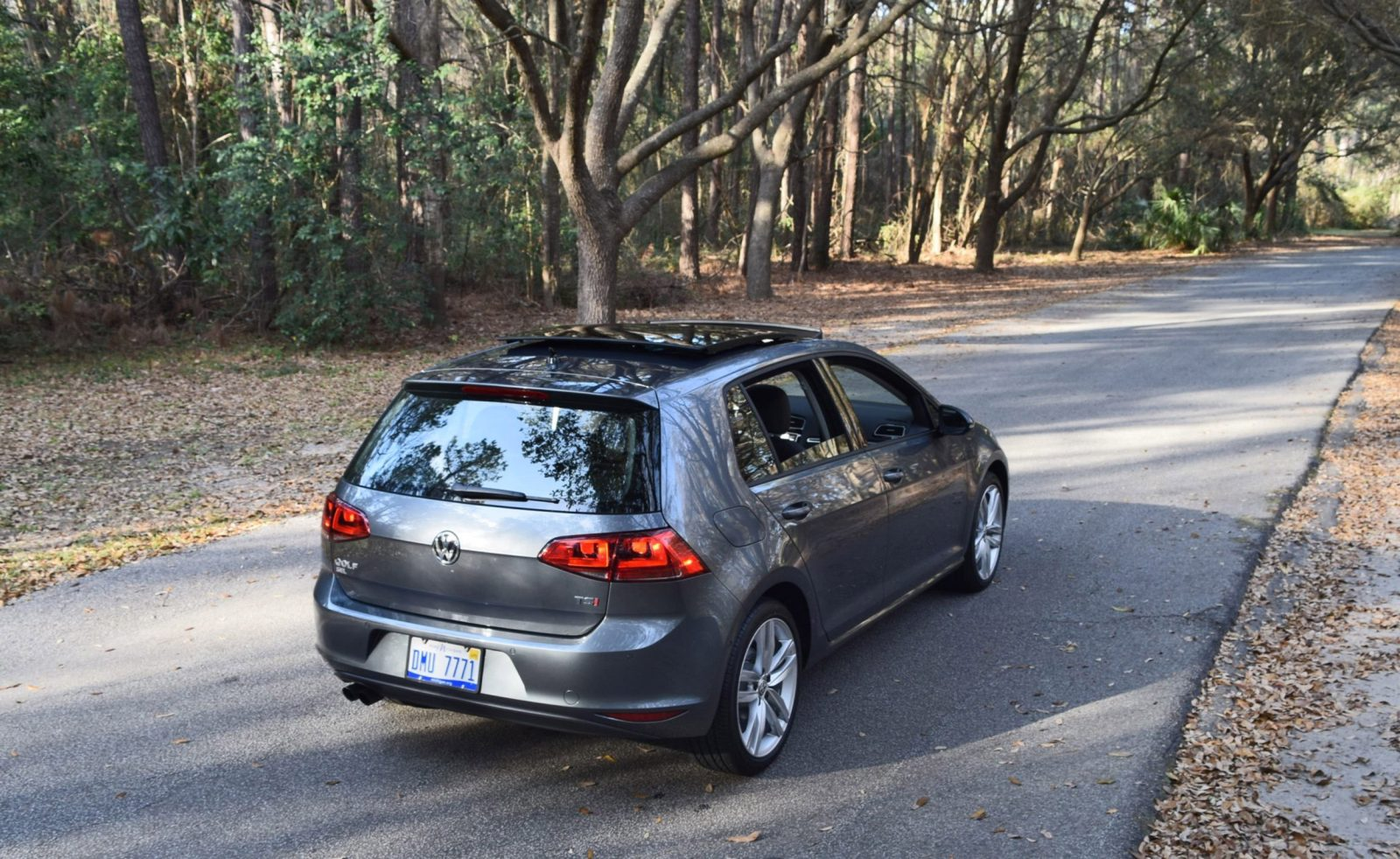 vw golf tsi sel wolfsburg edition road test review  video
