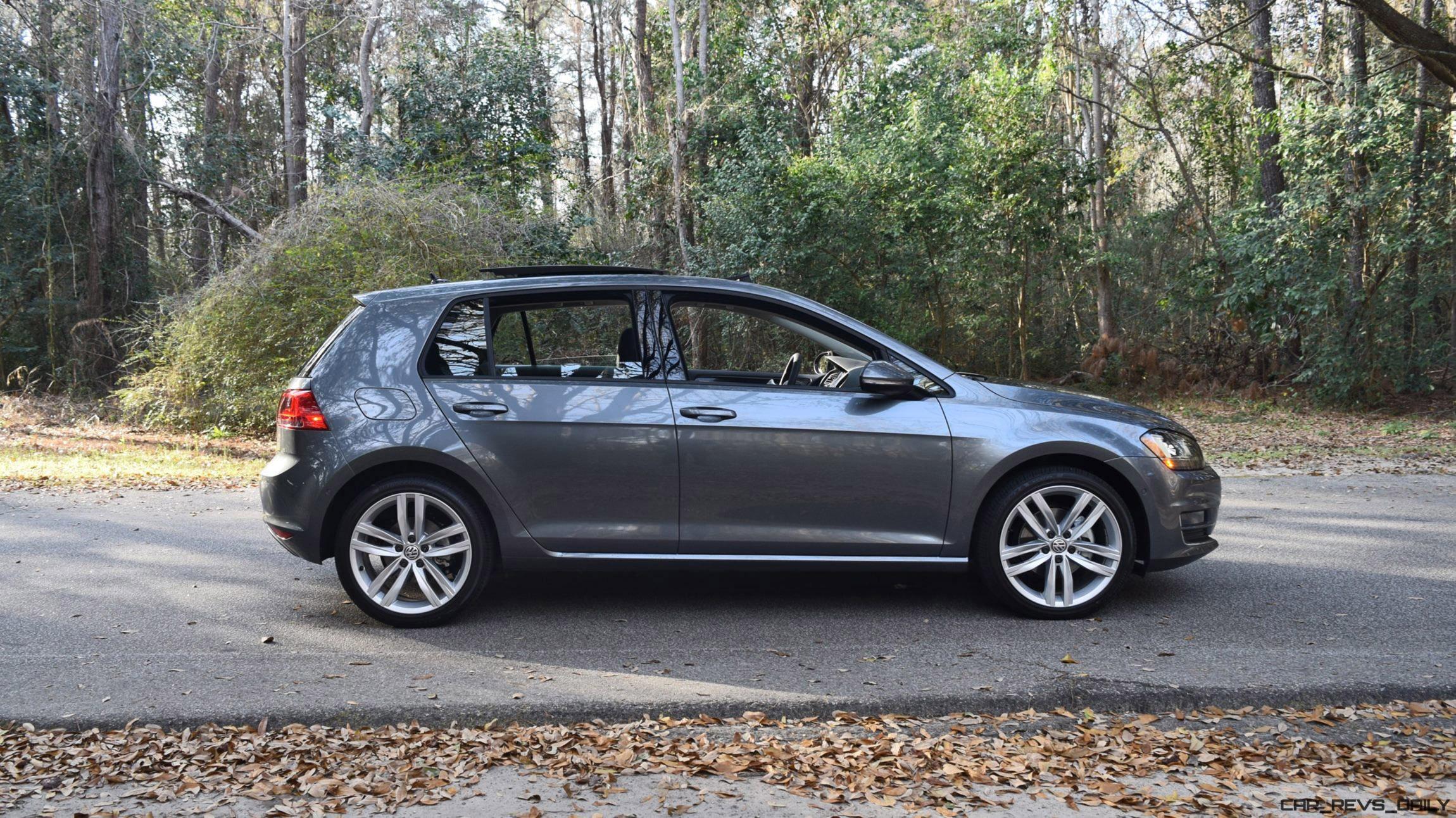 2017 Volkswagen Golf Alltrack Tsi Sel >> 2017 VW Golf TSI SEL (Wolfsburg Edition) - Road Test Review w/ Video » Car-Revs-Daily.com