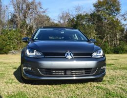 2017 VW Golf TSI SEL (Wolfsburg Edition) – Road Test Review w/ Video