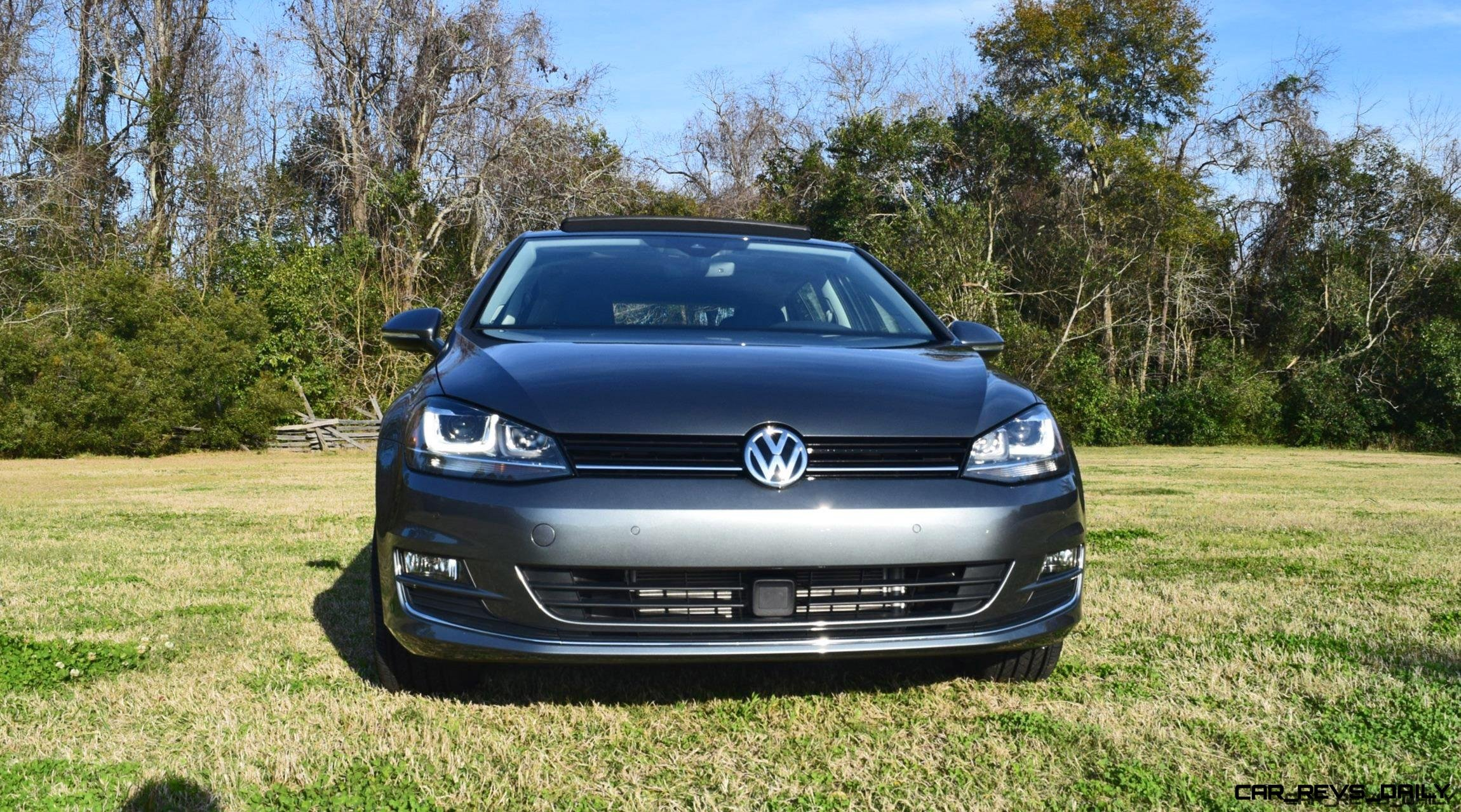 Three Tentpole Themes Define The Vw Golf Sel For 2017 Its Discreetly Sporty Drive Manners Intense Build Quality And How Might Be Sweet Spot
