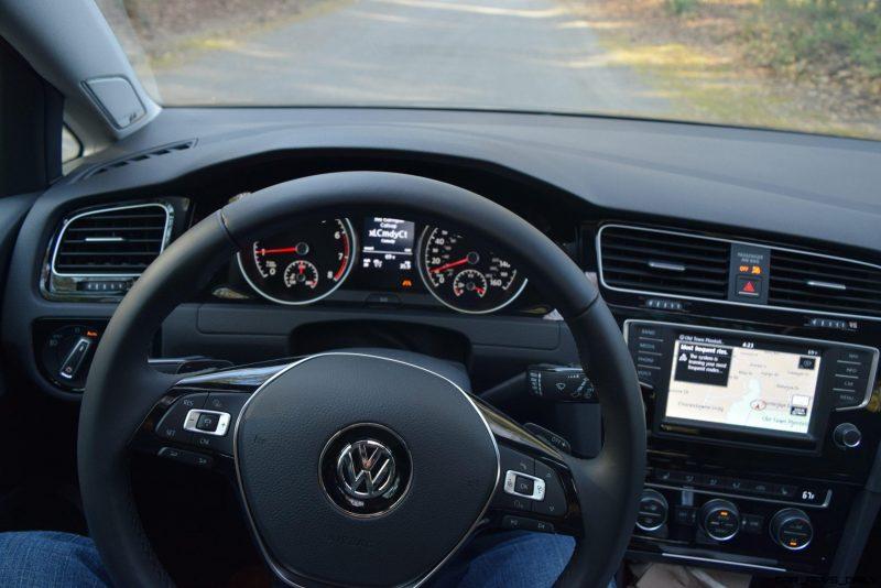 2017 VW Golf TSI SEL (Wolfsburg Edition) 46