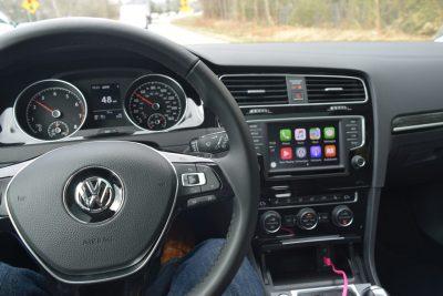2017 VW Golf TSI SEL (Wolfsburg Edition) 48