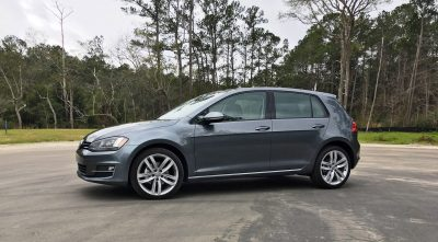 2017 vw golf tsi sel wolfsburg edition road test review w video. Black Bedroom Furniture Sets. Home Design Ideas