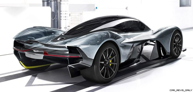 2019 Aston Martin AM-RB 001 Concept 1