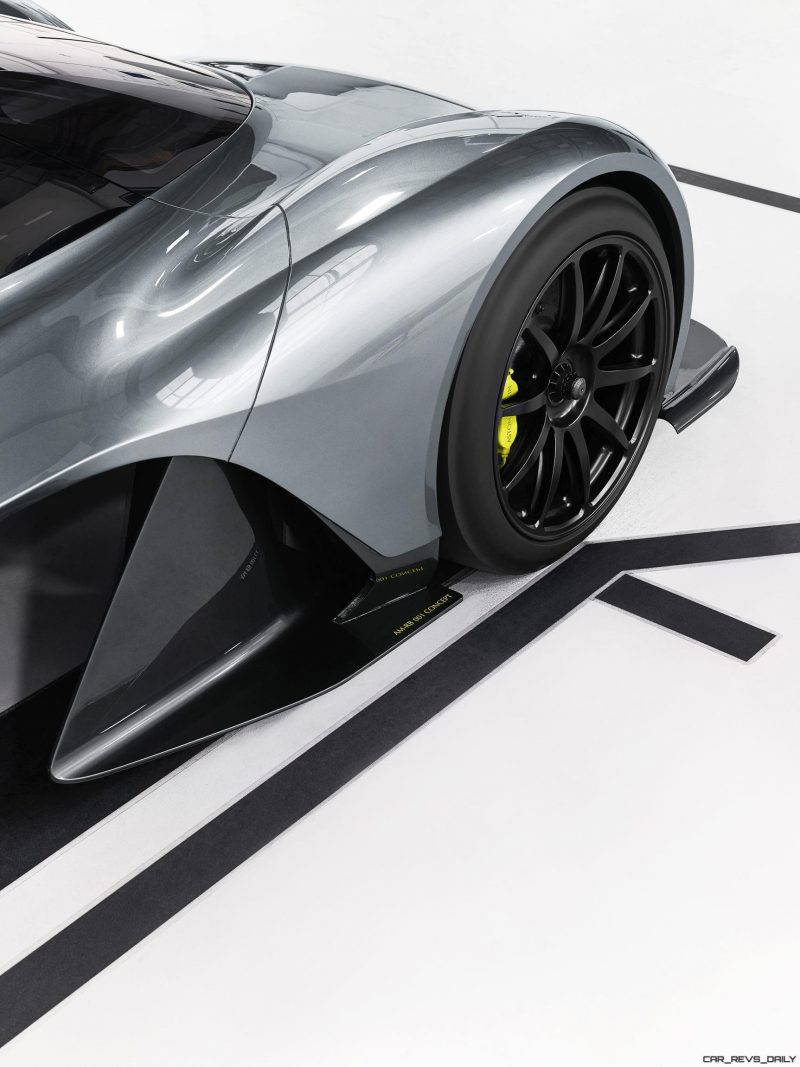 2019 Aston Martin AM-RB 001 Concept 13