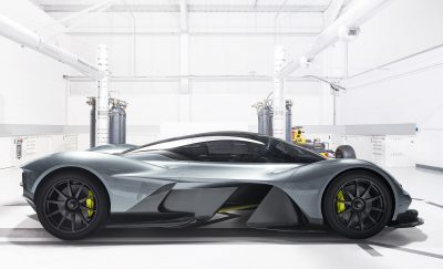 2019 Aston Martin AM-RB 001 Hypercar Nearing Production