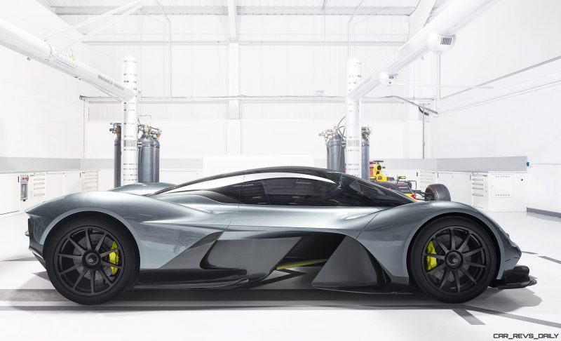 2019 Aston Martin AM-RB 001 Concept 14