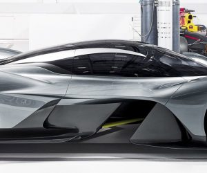 Aston Martin Am Rb Hypercar Nearing Production