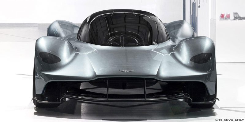 2019 Aston Martin AM-RB 001 Concept 3