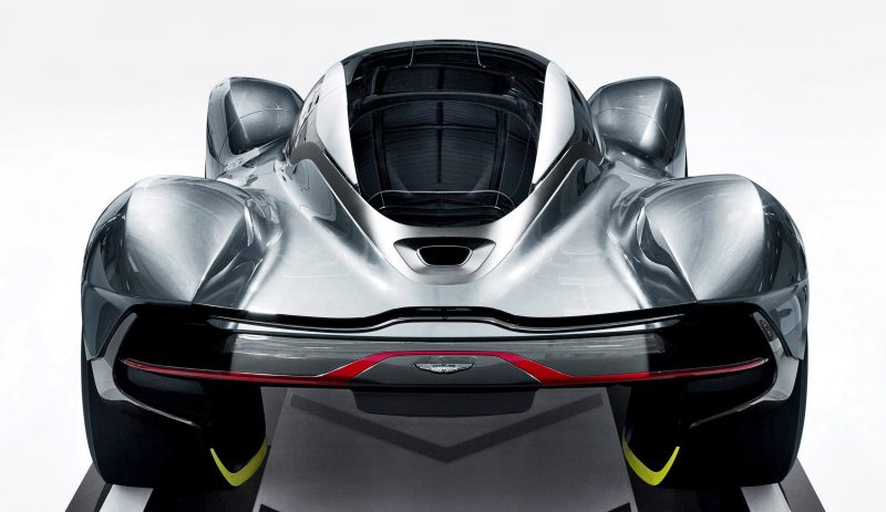 2019 Aston Martin AM-RB 001 Concept 4