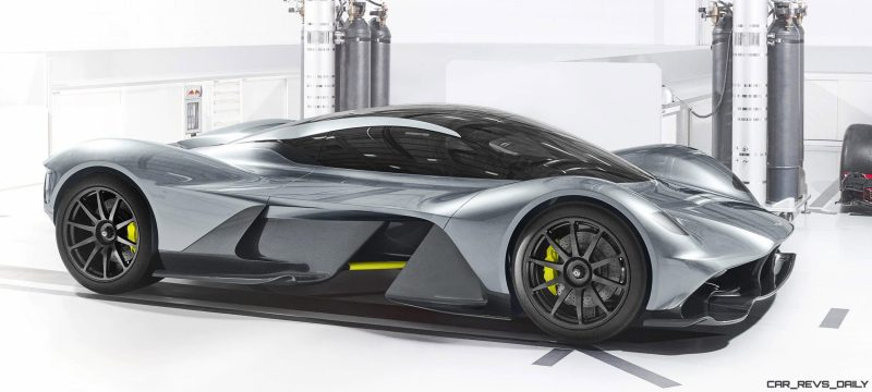 2019 Aston Martin AM-RB 001 Concept 5