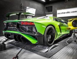 McChip-DKR Takes Lamborghini Aventador SV to 800HP
