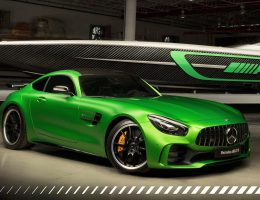 2018 Mercedes-AMG GTR x Marauder AMG Twins for Miami Boat Show
