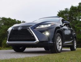 2017 Lexus RX350 – Design Analysis Video with 40 New Photos