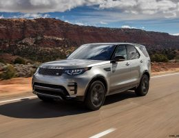 Launch Gallery – 2017 Land Rover DISCOVERY
