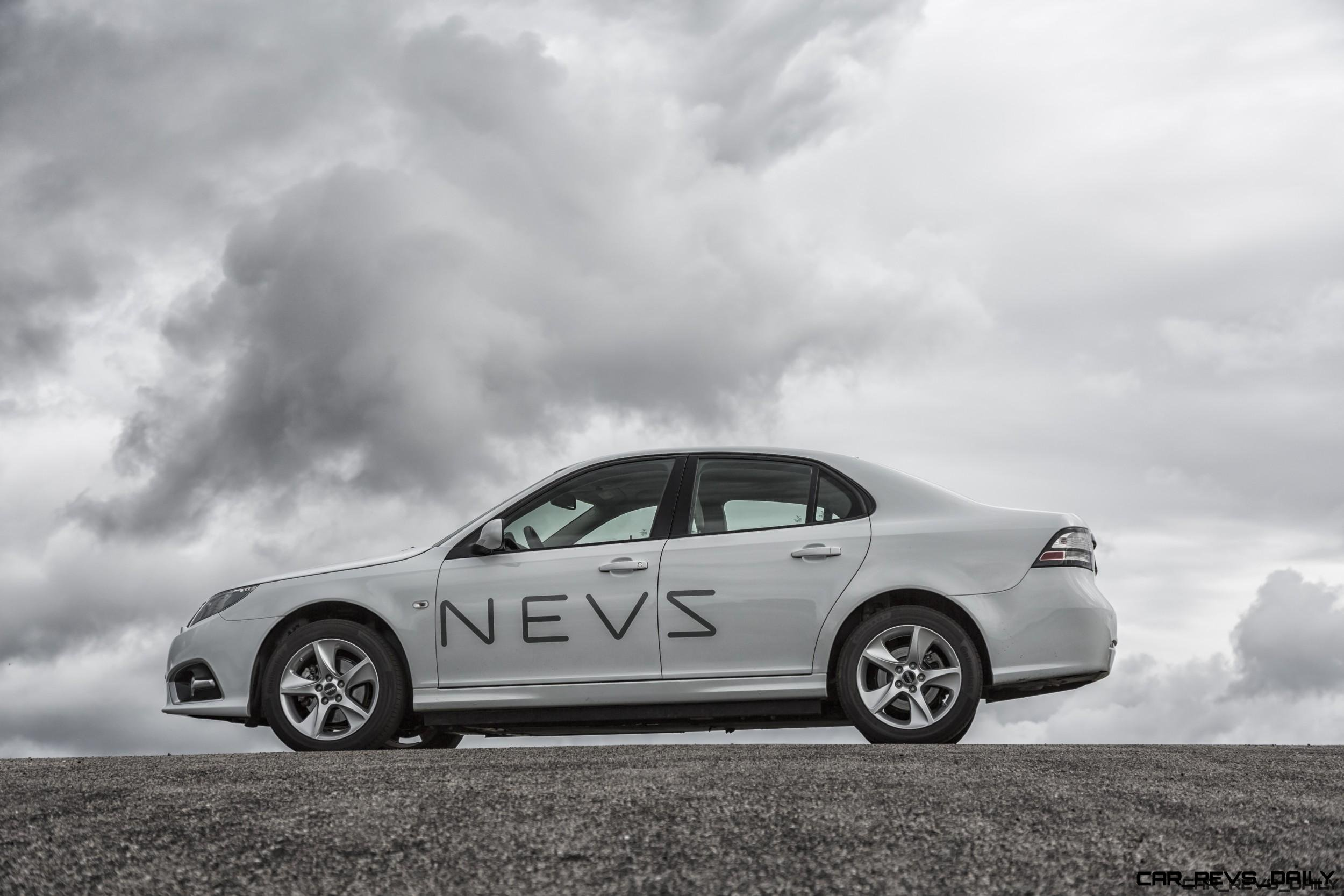 NEVS To Build Electric 9-3s In China