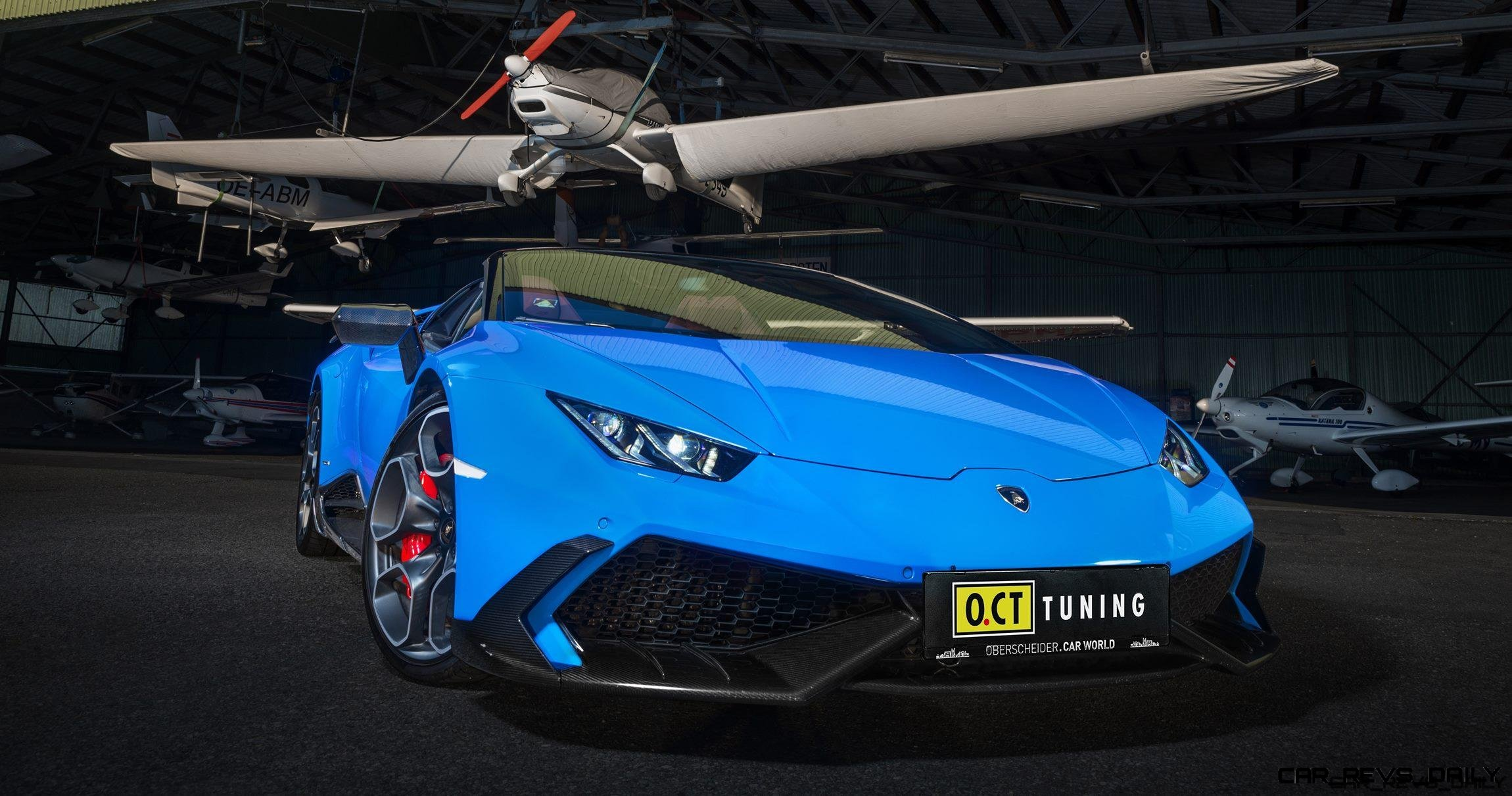 O Ct Tuning Matches With 800hp Huracan Spyder