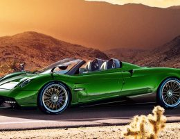 2017 PAGANI Huayra Roadster – Official Debut
