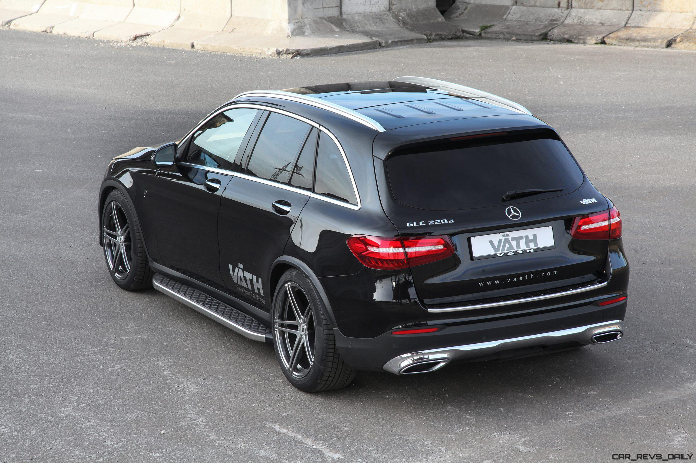 2017 mercedes benz glc by vaeth not quite glc500 but. Black Bedroom Furniture Sets. Home Design Ideas