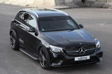 2017 Mercedes-Benz GLC By VAETH – Not Quite GLC500 But Style Is Hot