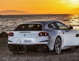 Gallery: 2017 Ferrari GTC4 Lusso T in 33 Gorgeous Photos