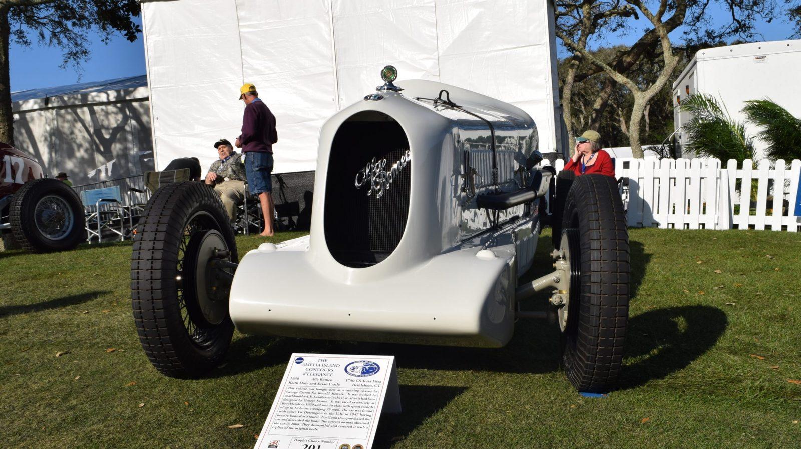 1930 Alfa Romeo 1750GS Testa Fissa 1