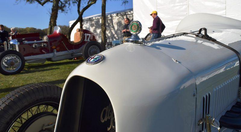 1930 Alfa Romeo 1750GS Testa Fissa 26