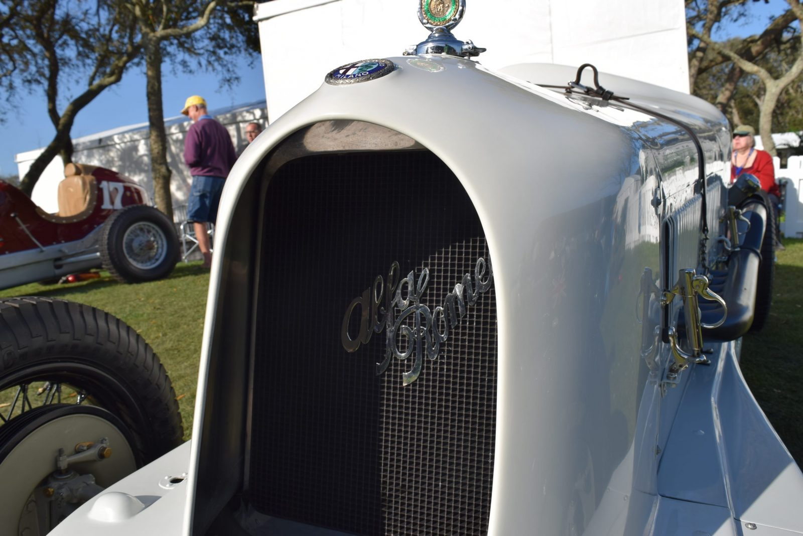 1930 Alfa Romeo 1750GS Testa Fissa 28