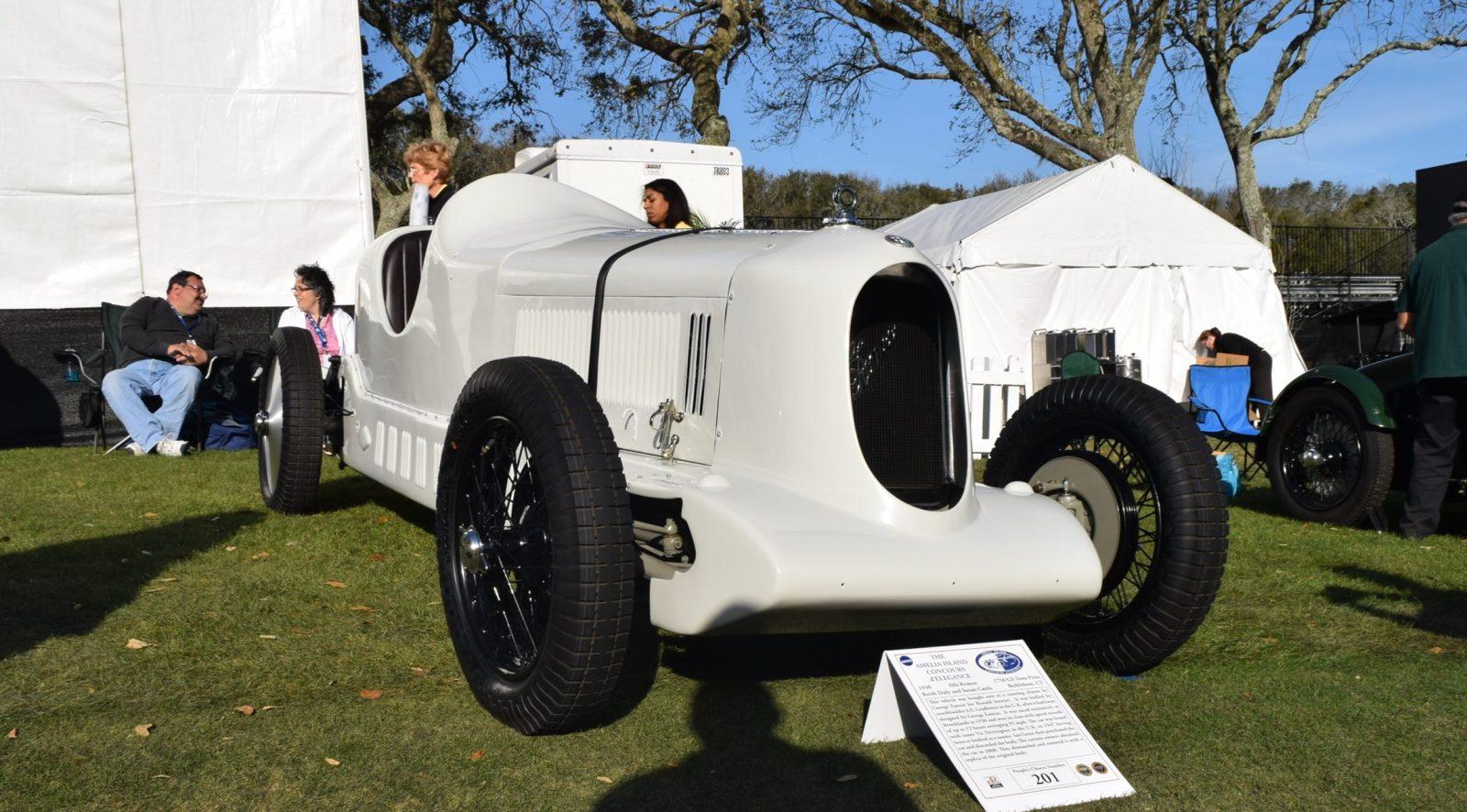 1930 Alfa Romeo 1750GS Testa Fissa 8