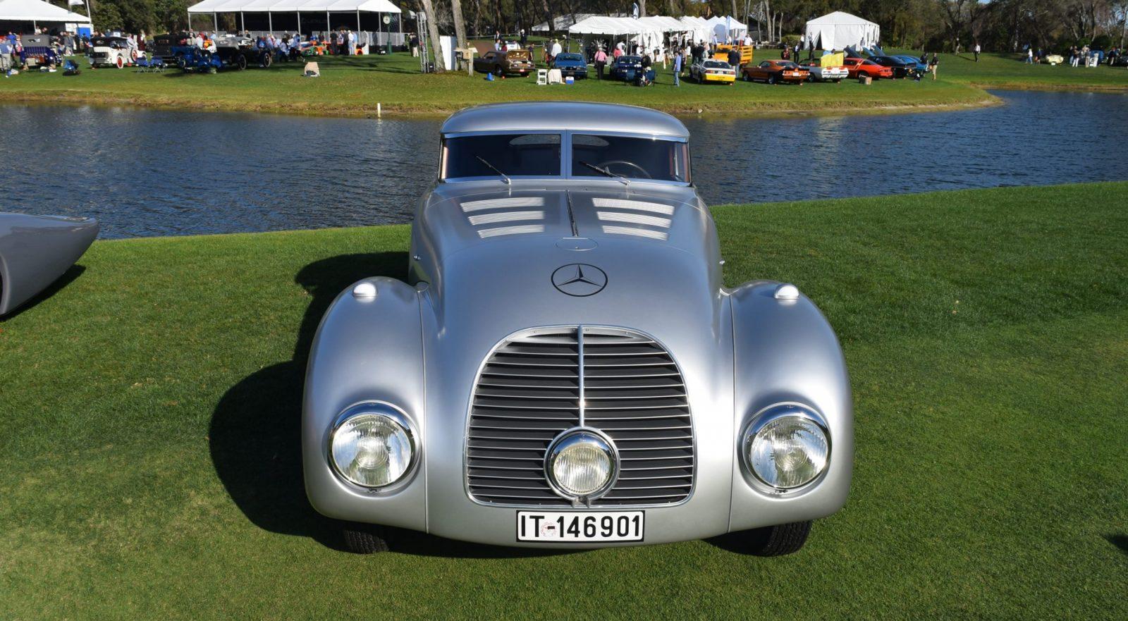 1938 Mercedes-Benz 540K Streamliner 10