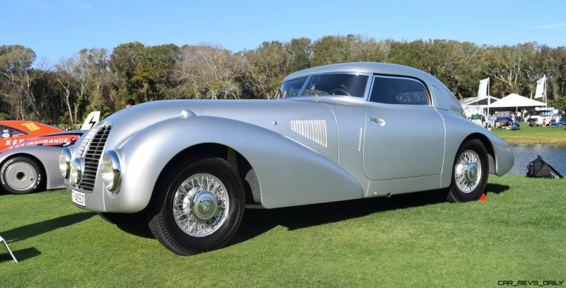 1938 Mercedes-Benz 540K Streamliner 14