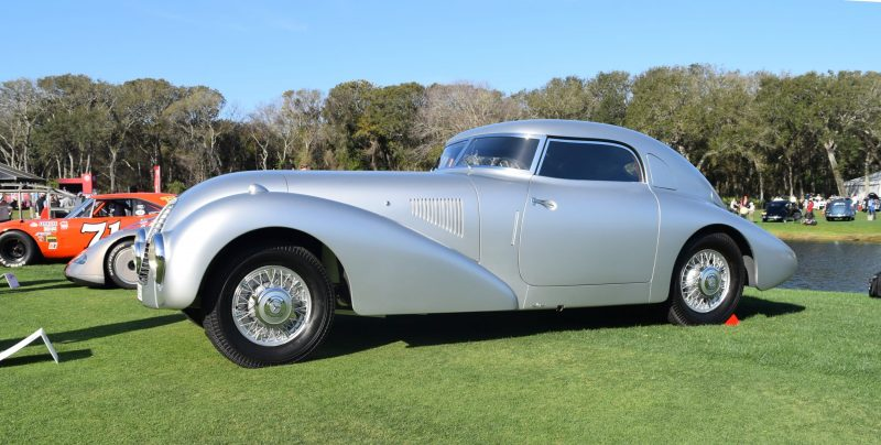 1938 Mercedes-Benz 540K Streamliner 15