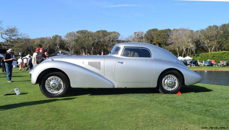 1938 Mercedes-Benz 540K Streamliner 17