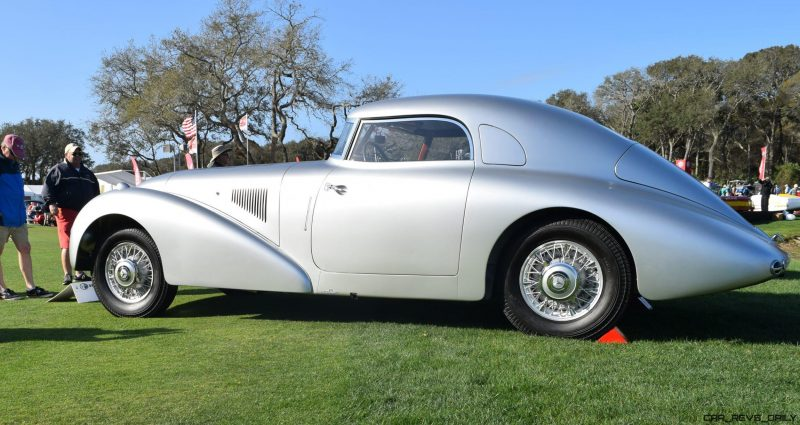 1938 Mercedes-Benz 540K Streamliner 18