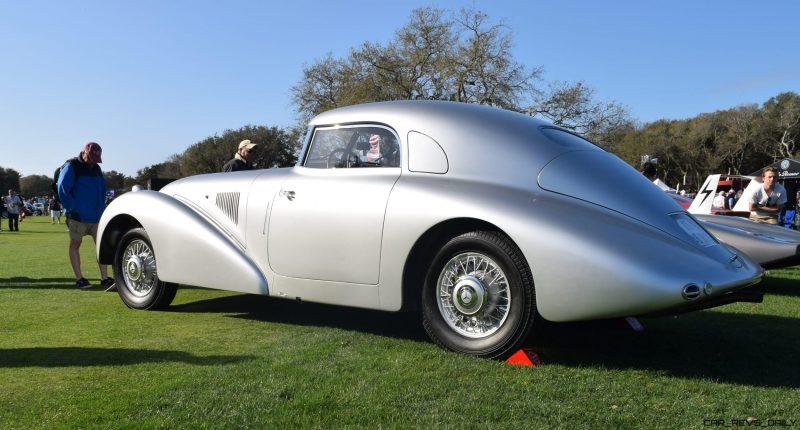 1938 Mercedes-Benz 540K Streamliner 19