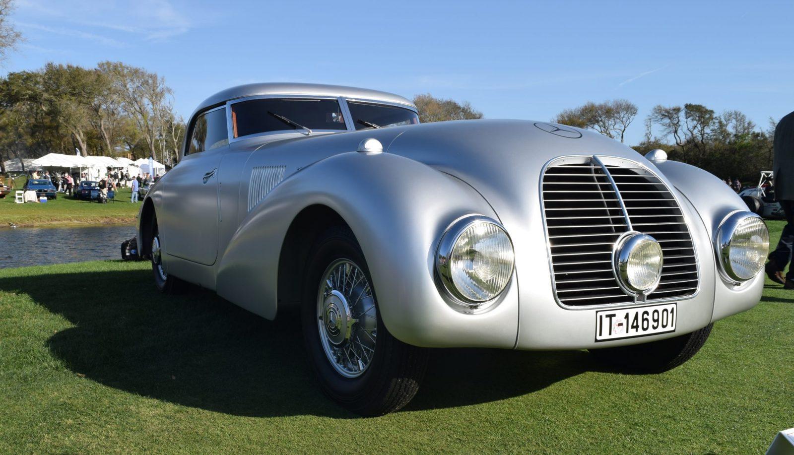 1938 Mercedes-Benz 540K Streamliner 2